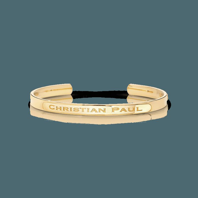 צמיד זהב לגברים/נשים
